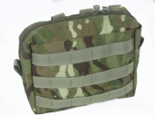 MTP ZIPPED HORIZONTAL MOLLE UTILITY POUCH